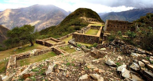 Choquequirao, the last force of resistance of the ancient Inca empire against the Spanish.