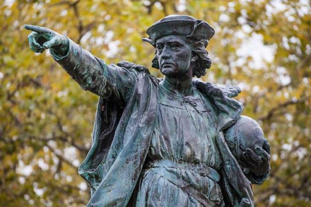 Christopher Columbus had been cast as a hero