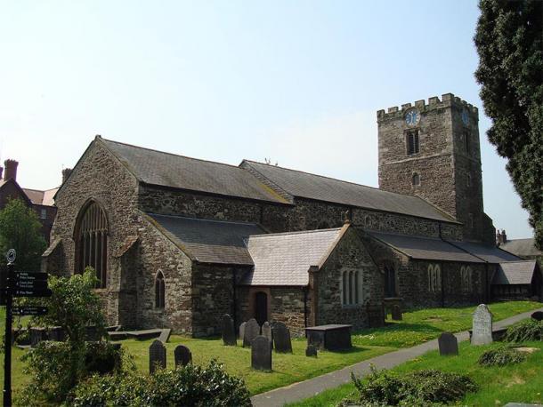 Cistercian Abbey of Aberconwy in Wales. (JohnArmagh / Public domain)