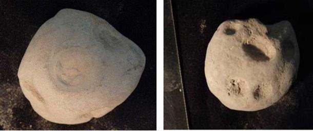Clay bullae seized from Hobby Lobby. (U.S. Attorney's Office Eastern District of New York)