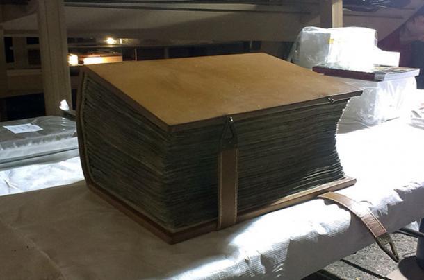 Codex Amiatinus.