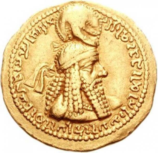 Coin of Ardashir I. (CC BY-SA 3.0)