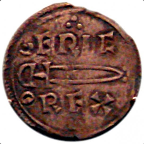 Coin of Eric Bloodaxe, Harald Fairhair's son who succeeded him as king. (PawełMM / Public Domain)