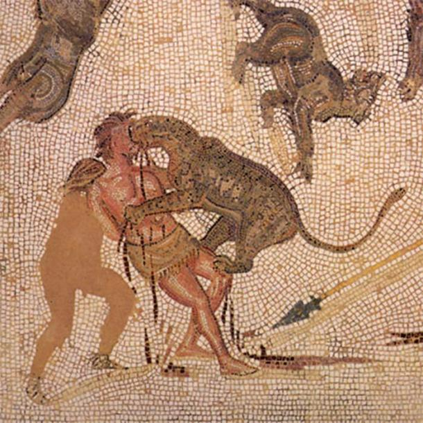 Condemnation to the beasts was a popular punishment for criminals, and not just unique to Christians.