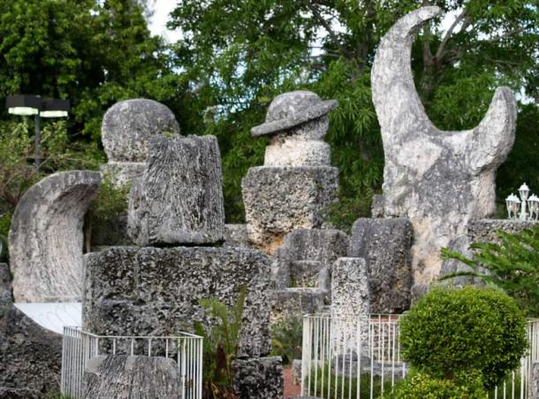 Edward Leedskalnin single-handedly created the magnificent Coral Castle