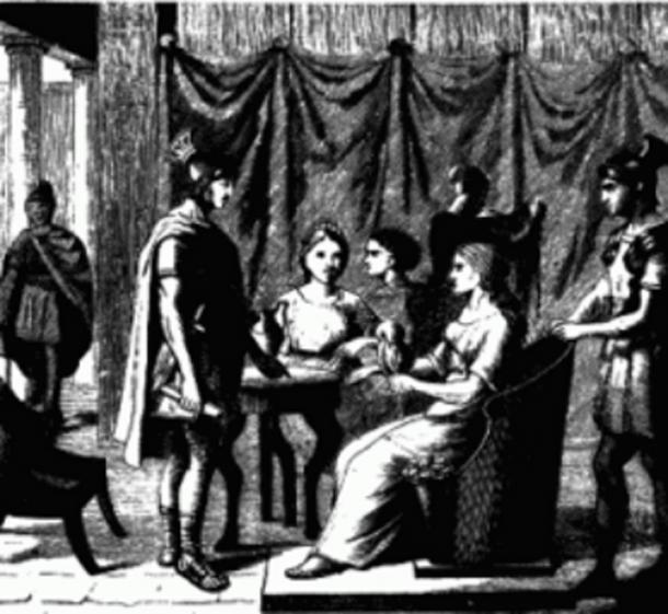'Cornelia and her Sons.'
