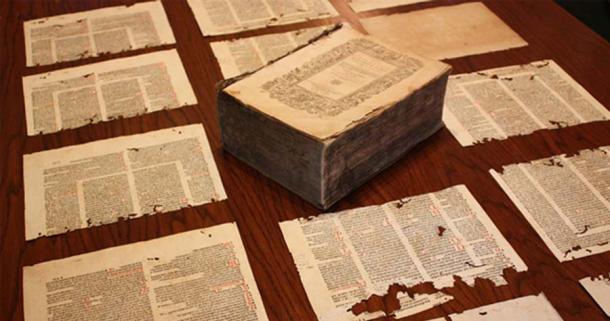 A 1593 edition of the Corpus Juris Civilis. (Boston College / CC BY NC ND 2.0)