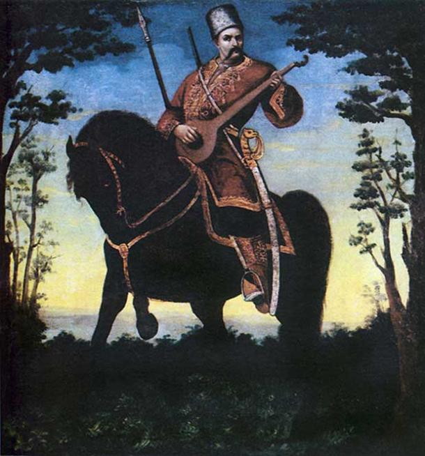 Cossack Mamay - the ideal image of a Cossack in Ukrainian folklore