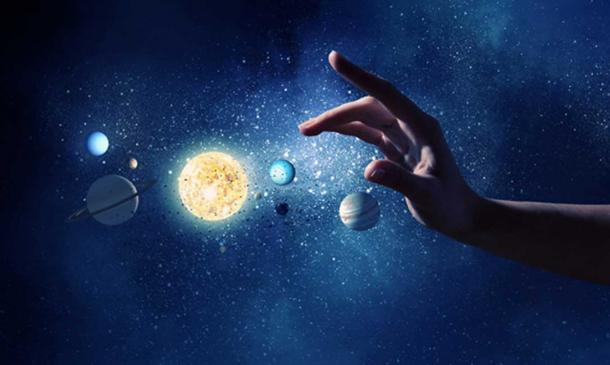 Creation was the forces of nature acting on particles over time. (Sergey Nivens / Adobe Stock)