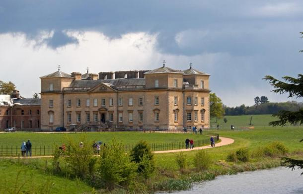 Croome Court, in Worcestershire, close to where the wine bottles were discovered. (Tony Hisgett / CC BY-SA 2.0)