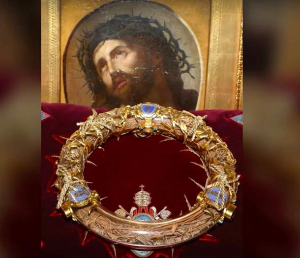 Heroic Priest Saved Ancient Crown Of Thorns From The