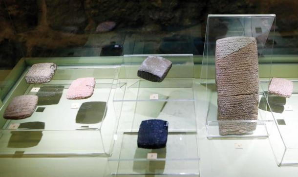 Cuneiform tablets, Kultepe, Turkey