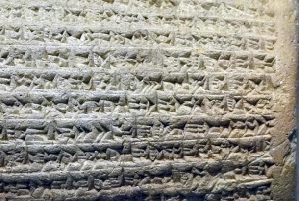Cyrus Cylinder detail