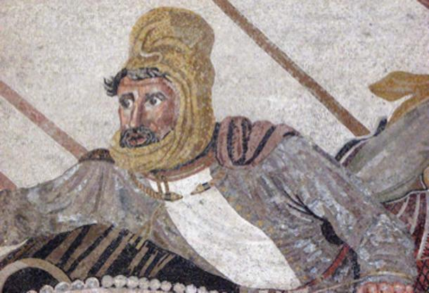 Darius the Great was alarmed by the Ionian Revolt. (Nick Thompson / CC BY-SA 2.0)