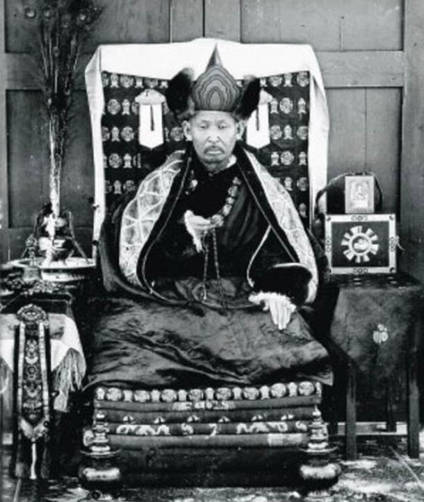 Dashi-Dorzho Itigilov, 1852-1927