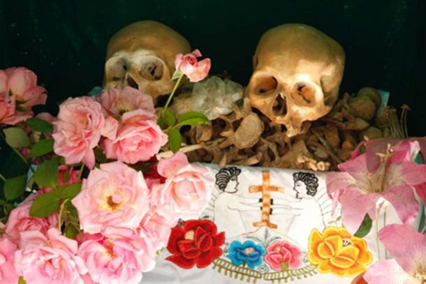 Day of the Ancestors. (©georgefery.com)