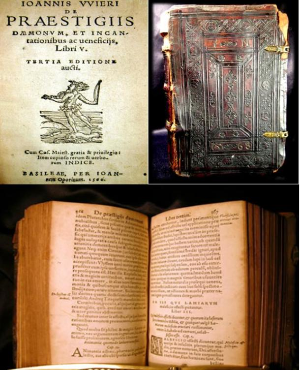 "Johannes Wierus ""De Praestigiis Daemonum"" 1566: The most complete work on demonology ever published."