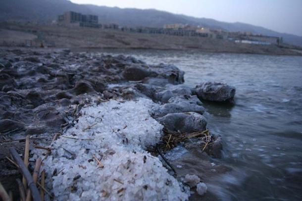Dead Sea salt. (CC0)
