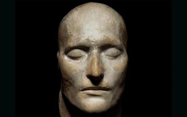 Death Mask of Napoleon Bonaparte. (The History Blog)