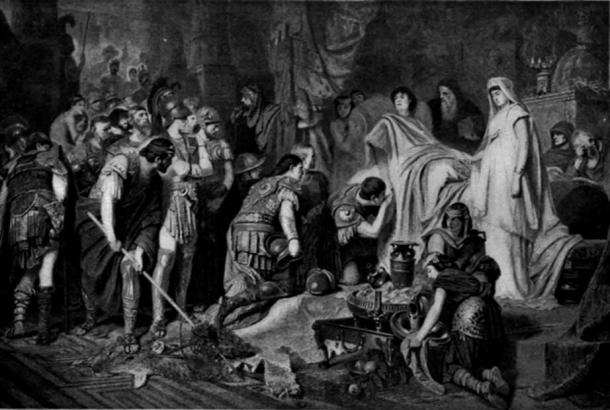 The Death of Alexander.