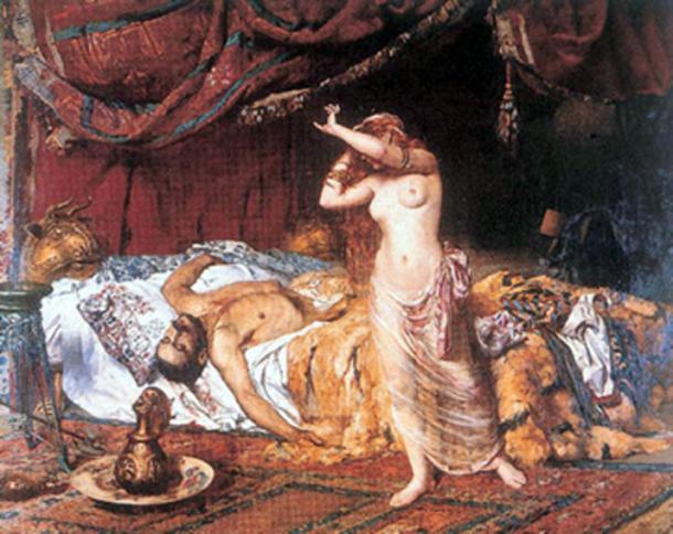 Death of Attila. (Fulvio314 / Public Domain)