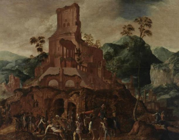 The Death of Marcus Licinius Crassus by Lancelot Blondeel, (circa 1548 - 1558) Musea Brugge – Groeningemuseum (Public Domain)