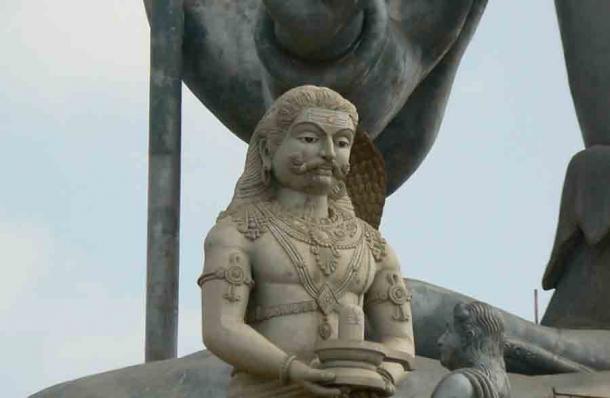 The Demon King Ravana (Dinesh Valke / CC BY-NC-ND 2.0)