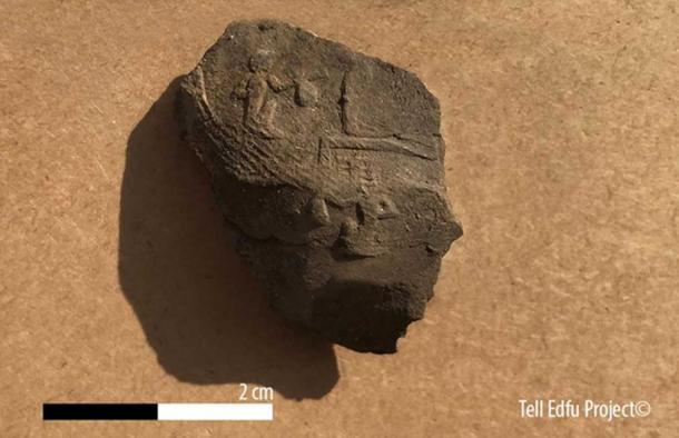 Determinative of the sementiu on clay sealing.