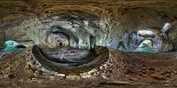 Devetashka - the Bulgarian Cave with 70,000 Years of Human Habitation