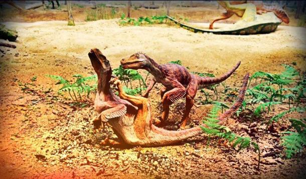 Dinosaurs shown as scaly lizards (Legendz Collective)
