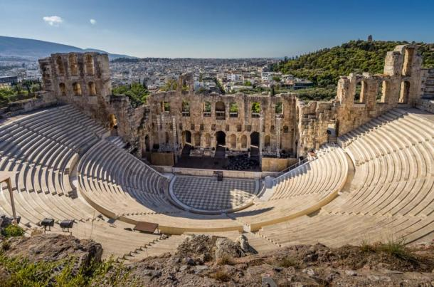 Sophocles took part in the Dionysia dramatic festival, featuring tragedy, drama and satire