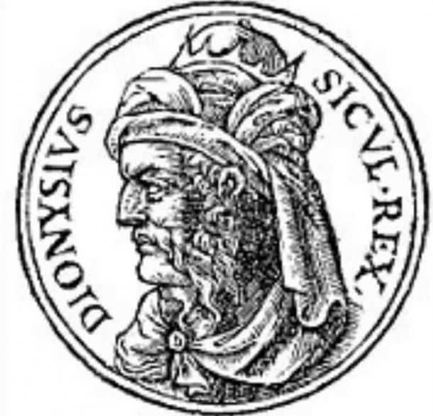 Dionysius I, the tyrant of Syracuse (Public Domain)