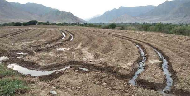 The people threating Ruth Shady and the Caral-Chupacigarro site are motivated by greed as land prices in the area increased by 1000 percent over the last 10 years. (Zona Caral)