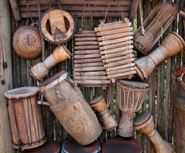 Diversity of African drums. (Needpix / Public Domain)