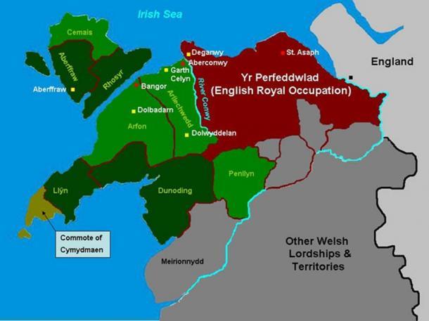 Division of Gwynedd
