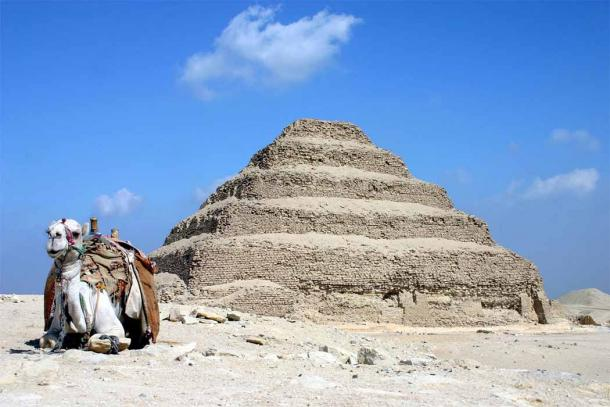 In his time Khaemweset restored the famed pyramid of Djoser. (Charles James Sharp / CC BY-SA 3.0)