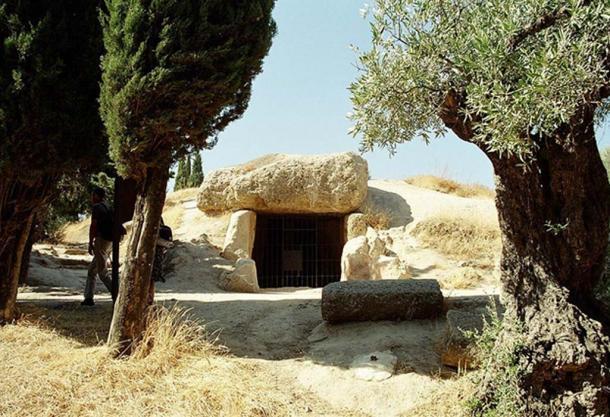 Dolmen de Menga.