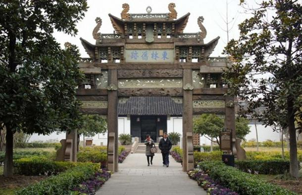 Donglin school in Wuxi.