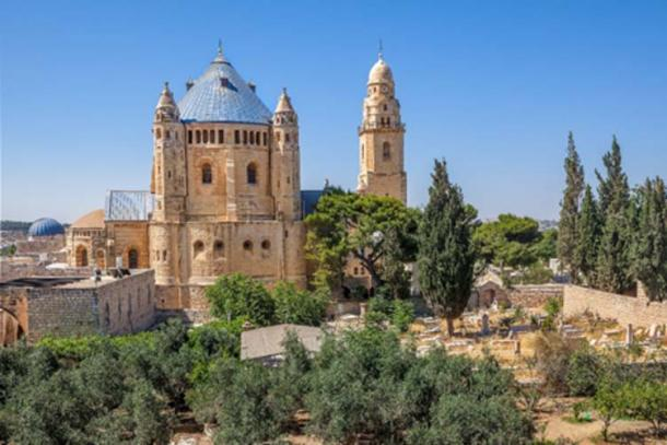 Dormition Abbey on Mount Zion in Jerusalem. Credit: Rostislav Glinsky / Adobe Stock