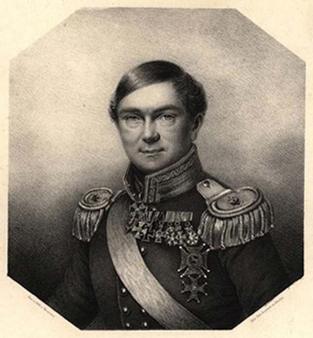 In 1815, Dr. Karl Ferdinand von Gräfe authored the book about rebuilding the human nose. (sammlungen.hu-berlin.de / Public Domain)