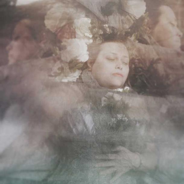 'Dreaming Dreams' original artwork by Ylenia Viola
