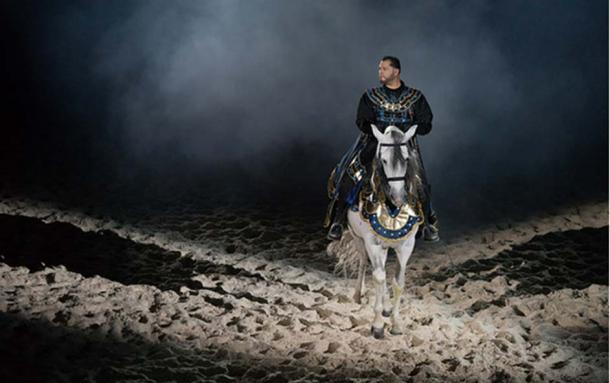 Dressage by e_monk encapsulates the image of a chivalrous knight on horseback. (CC BY-NC-SA 2.0)