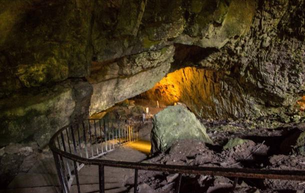 The Dark Reputation of the Dunmore Cave of Ireland