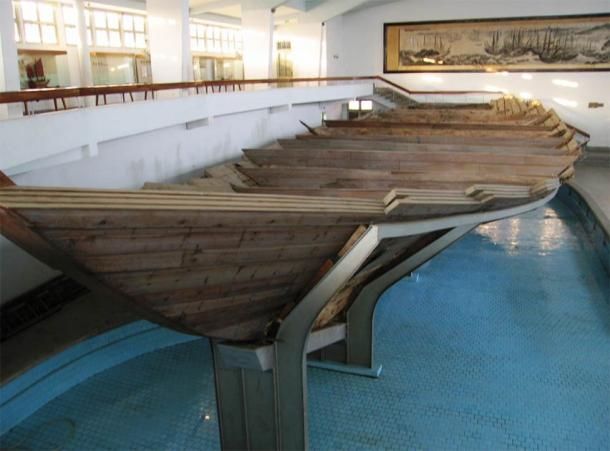 Song Dynasty Ancient Ship of Quanzhou Bay (meckleychina / CC BY 2.0)