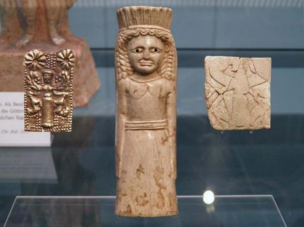 Earlier images of Artemis from 650 BC, Staatliche Antikensammlungen, Munich. (Carole Raddato/CC BY SA 2.0)