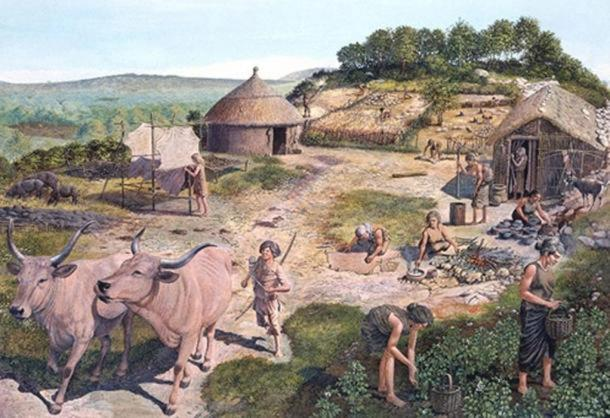 Early farmers. (earthchangesmedia.com)