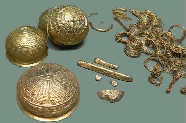 The Eberswalde Hoard: Golden Treasure Trove of the Bronze Age - Germany