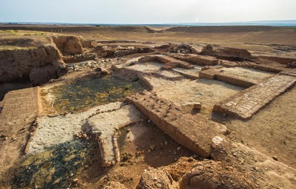 Ebla - modern Tell Mardikh, Syria, ancient city about 55 kilometers (34 miles) southwest of Aleppo. (siempreverde22 / Adobe)