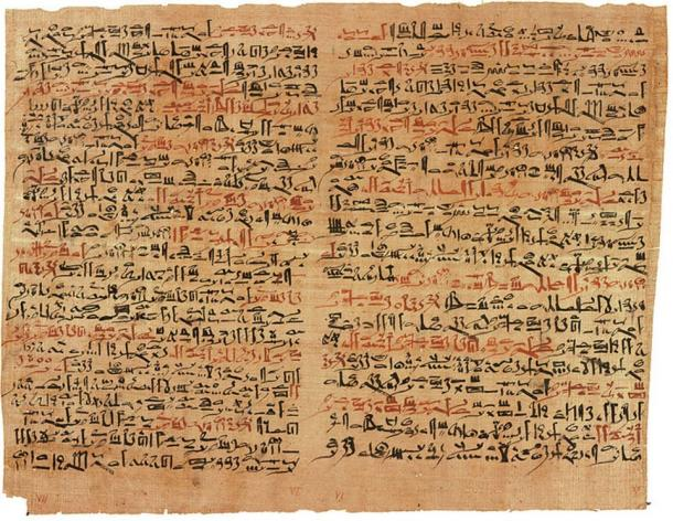 The Edwin Smith Papyrus - the world's oldest surviving surgical document