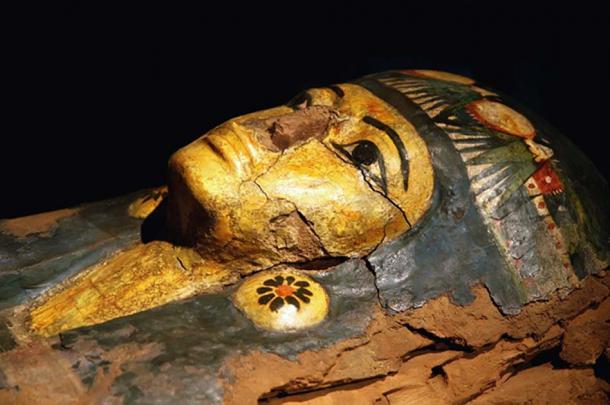 Egypt sarcophagus. (Boggy / Adobe)